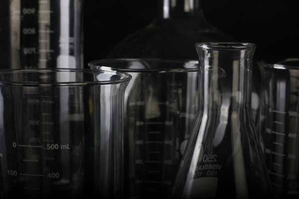 biology beaker
