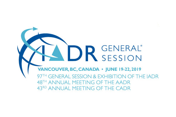 IADR 2019 logo