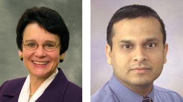 Dr. Carol Stewart & Dr. Neal Bhattachharyya